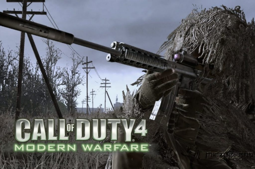 Call Of Duty 4 Slot Review