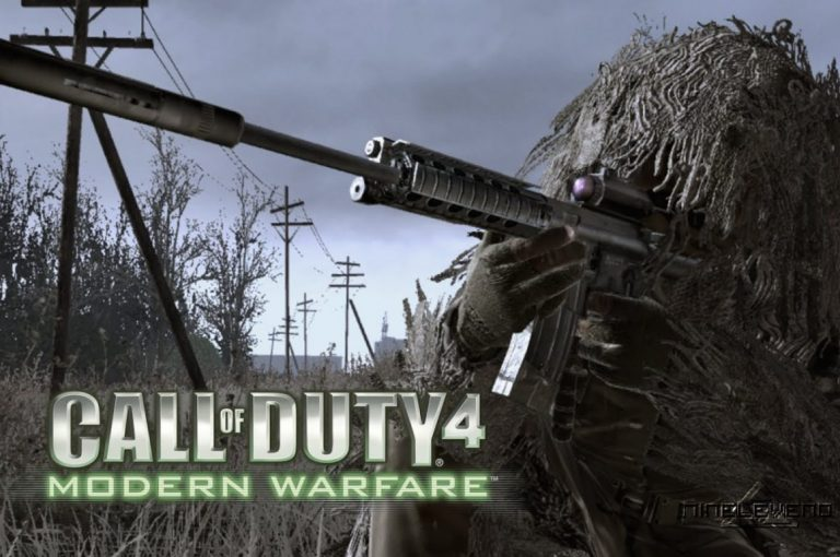 Call Of Duty 4 Slot Review 5
