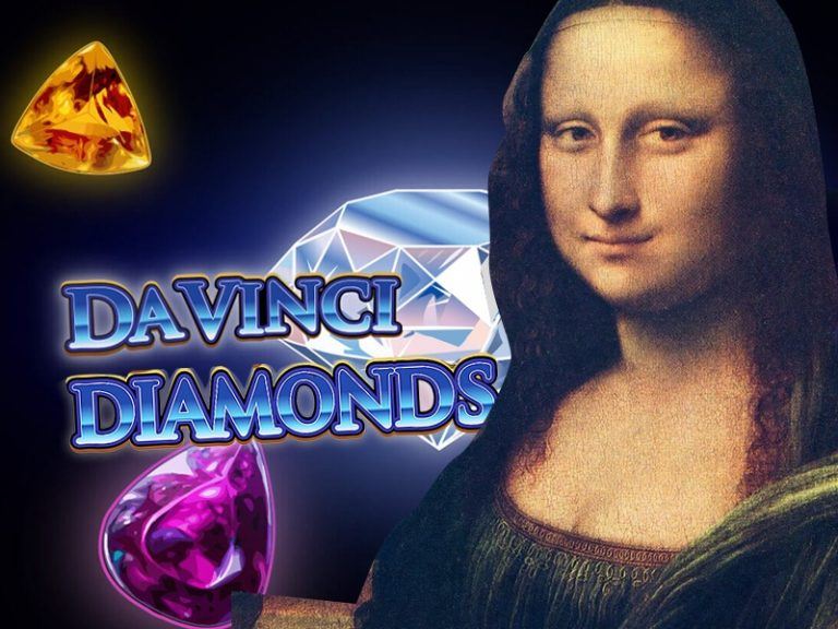 Da Vinci Diamonds Slot 8