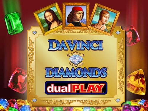 Da Vinci Diamonds Dual Play Slot 7