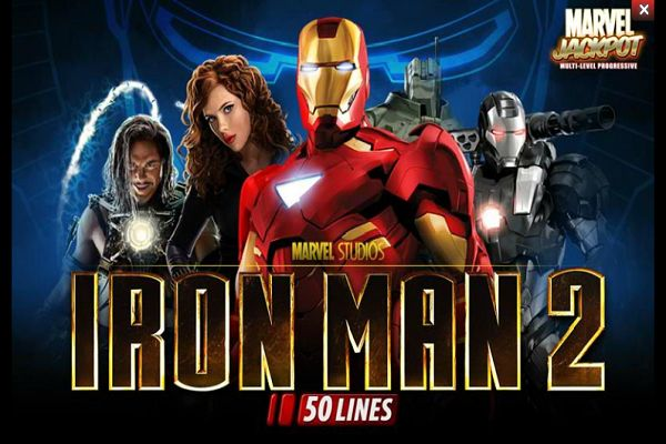Iron Man 2 Slot Review 21